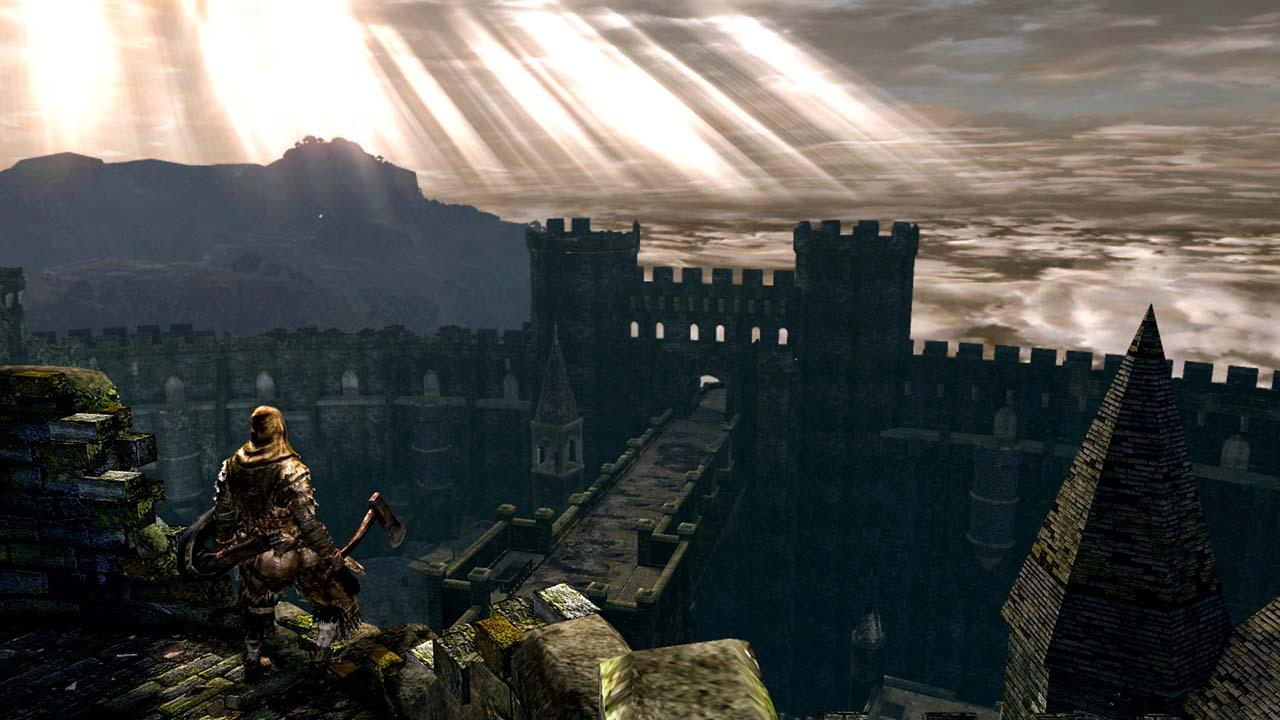 Dark Souls Lordran