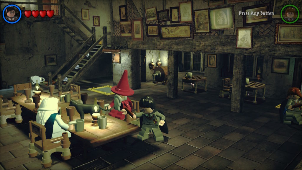 Lego Harry Potter Collection Screen 3
