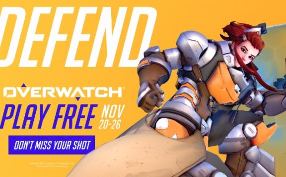 Overwatch Free Weekend PC Ps4 Xbox One