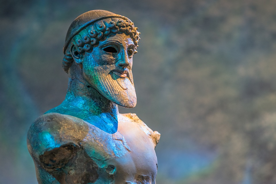 Poseidon Assassin's Creed Odyssey