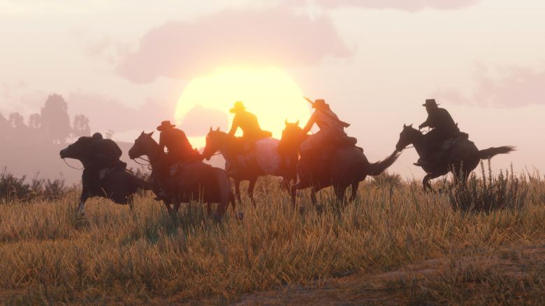 Rockstar Red Dead Online Beta
