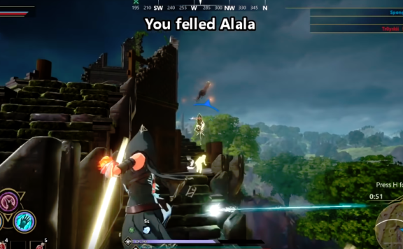 Spellbreak Community Highlights Sponge