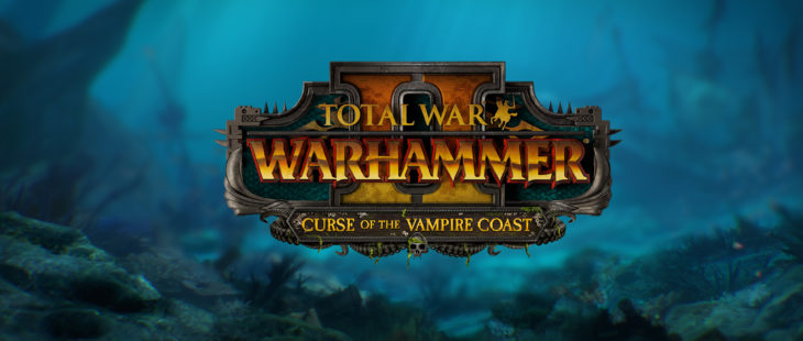 Total War: Warhammer II - Curse of the Vampire Coast DLC