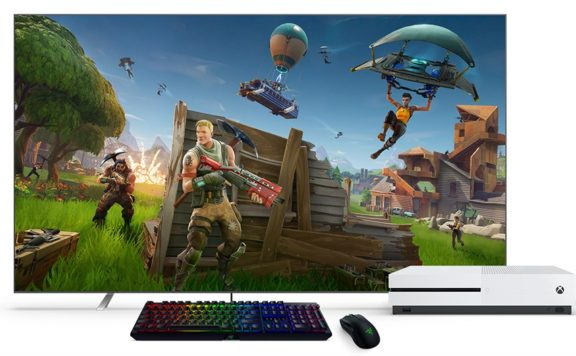 Xbox One Keyboard & Mouse Support
