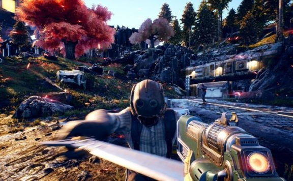 The Outer Worlds, microtransactions, loot boxes