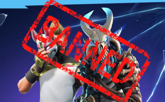 China Ban PUBG Fortnite Paladins