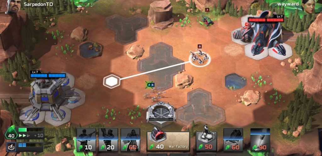 Command and Conquer Rivals Review 2
