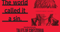 Fight Against Your Fate in BANDAI NAMCO's Tales of Crestoria