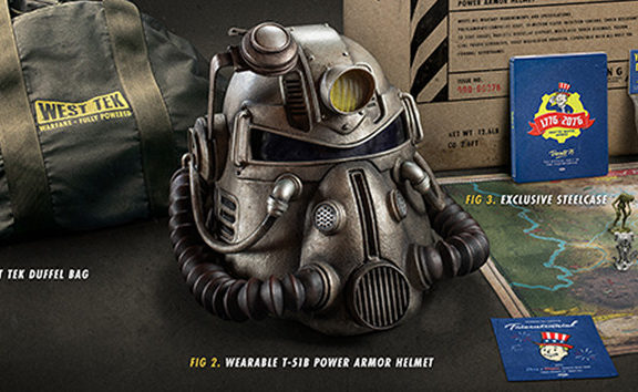 Fallout 76 Power Armor Edition Owners Will Get Their Canvas Bags