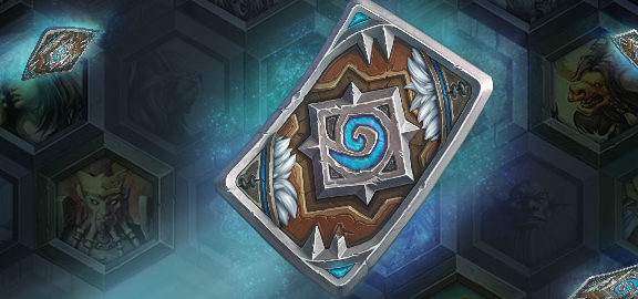 Hearthstone - December 2018 Ranked Play Season – Friend of the Frostwolf