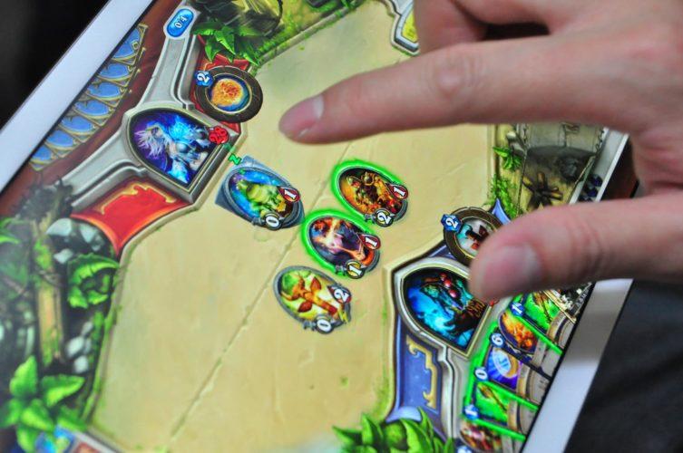 digital card games