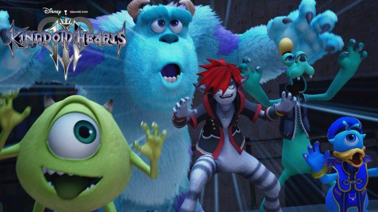 Kingdom Hearts 3 - Final Battle Trailer