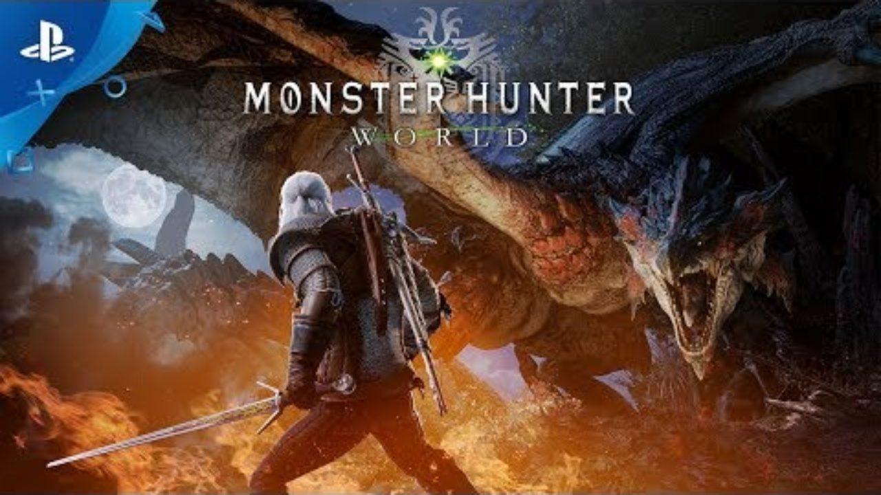 Monster Hunter: World - Free Trial Trailer - GameSpace com