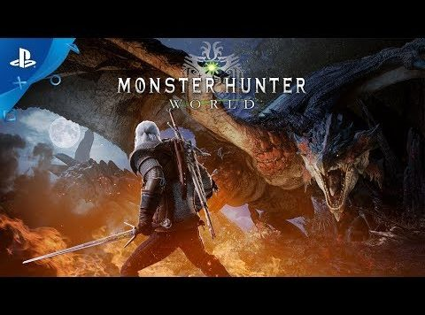 Monster Hunter World - Free Trial Trailer