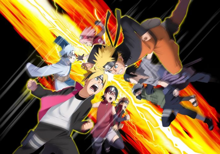 Naruto to Boruto Shinobi Striker - Survival Exercise Battle Royale Mode Added