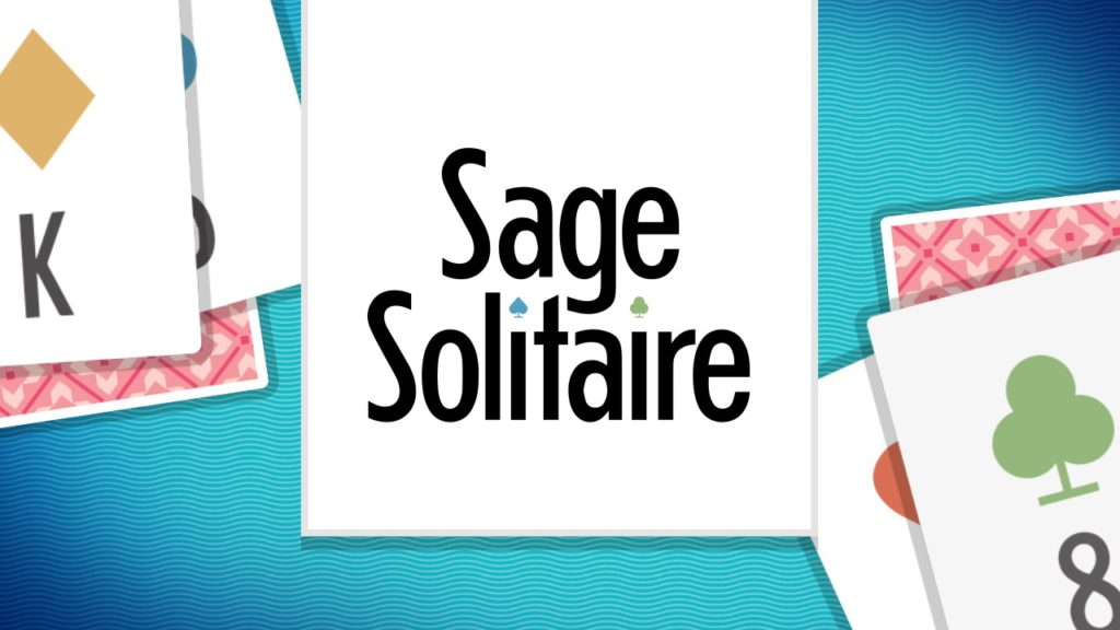 Sage Solitaire digital card games