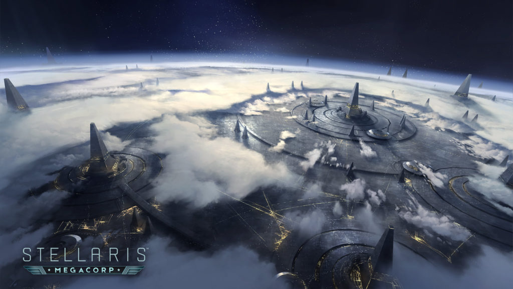 Stellaris: Megacorp Review - Taking over the universe one