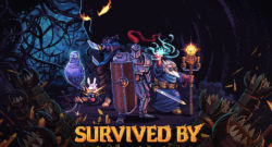 PRESS RELEASE: GET MEDIEVAL IN THE BULLET-HELL MADNESS OF 'SURVIVED BY'