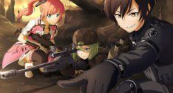 Sword Art Online Fatal Bullet - Complete Edition Trailer