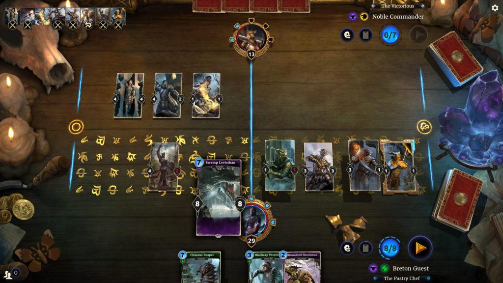 The Elder Scrolls Legends digital card games