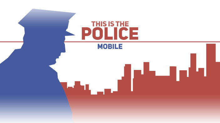 This is the Police goes Mobile!