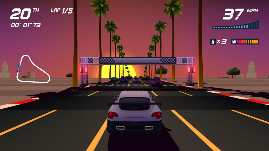 Horizon Chase Turbo Review: Building a Better OutRun