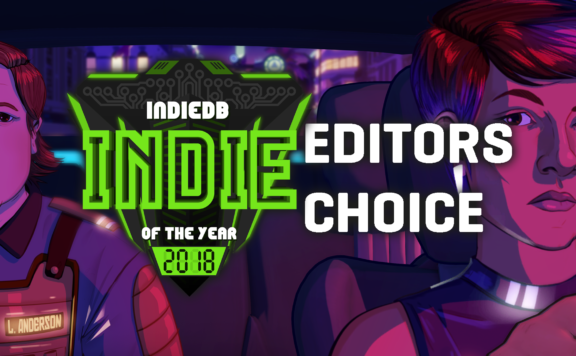 Indie DB - 2018 Indie of the Year Awards