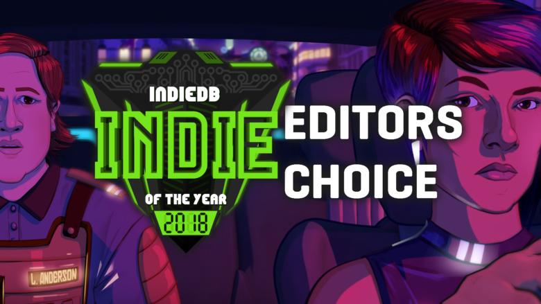 Indie DB - 2018 Indie of the Year Awards