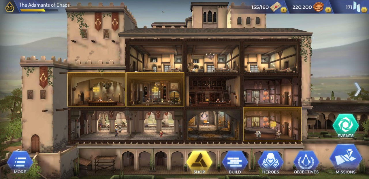 Assassin's Creed Rebellion Review - GameSpace com