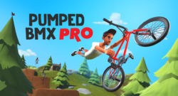With the success of Pumped BMX+, UK-based studio Curve Digital announces a February 7th release for its successor, Pumped BMX Pro.