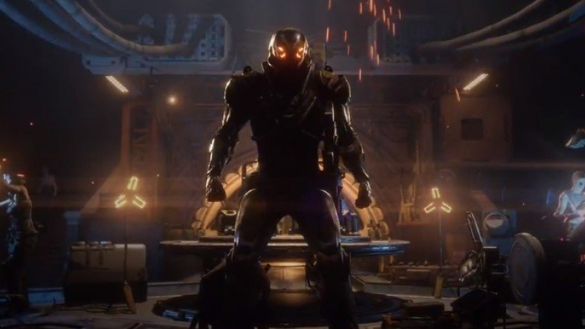 Anthem System Requirements Announced Gamespace Com