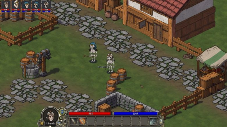 Guild Management Sim Guilds of Delenar Coming to Steam Early Access in March