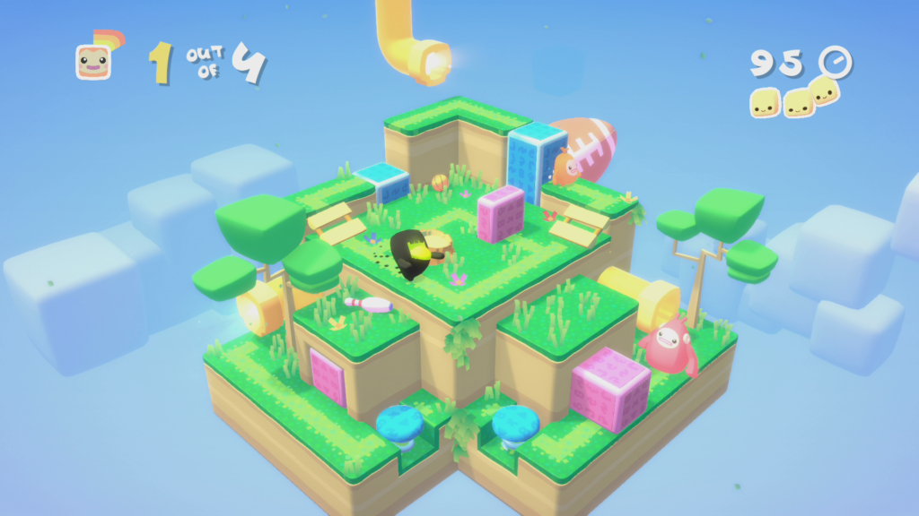Melbits World Review - GameSpace com