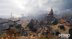 Metro Exodus Will Release on Epic Games Store
