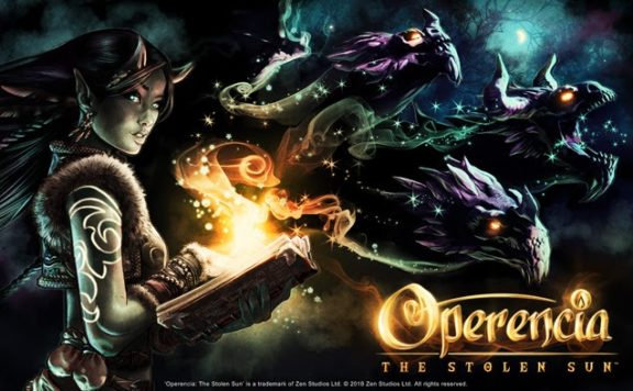 Operencia The Stolen Sun is Coming Exclusively to Xbox One and the Epic Games Store