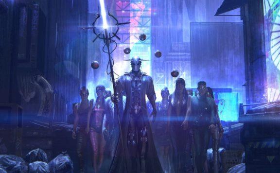 PRESS RELEASE Re-Legion, The Cyberpunk PC RTS, Launches on Steam January 31