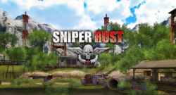 Sniper Rust VR releases new features and HTC Vive Support