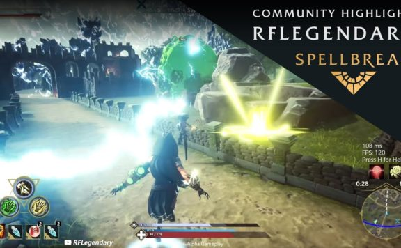 Spellbreak Community Highlights RFLegendary