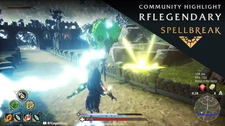 Spellbreak Community Highlights RFLegendary