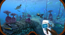 Subnautica Below Zero Early Access Trailer