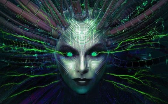 System Shock Final Art KS Preview