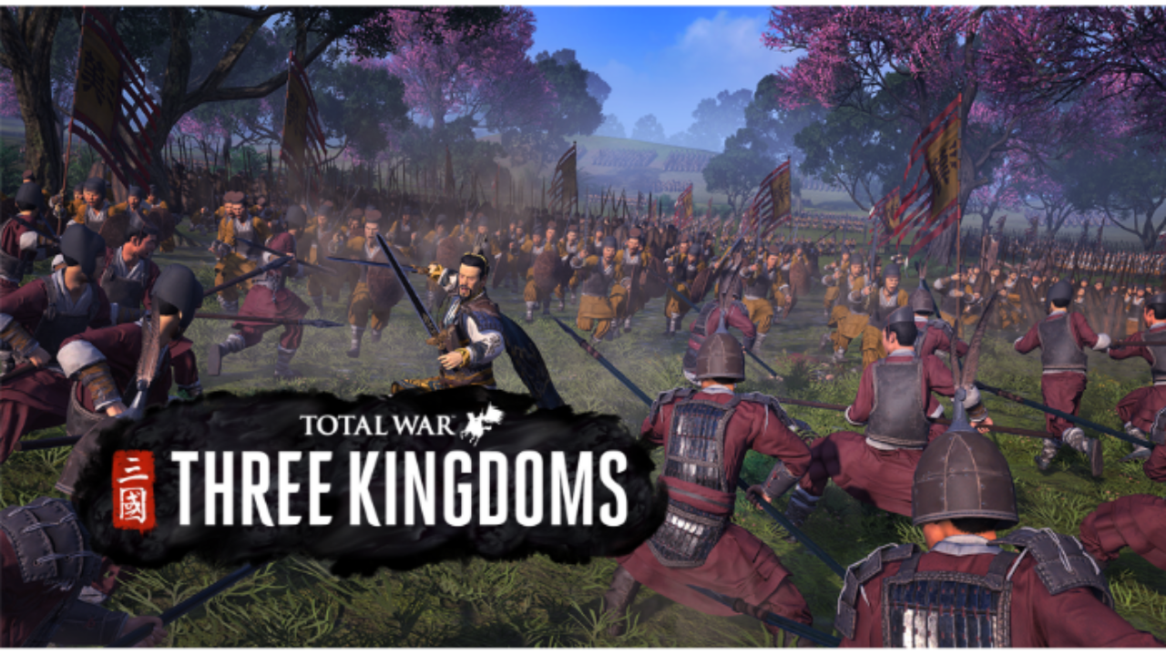 Total War: Three Kingdoms Preview Impressions - GameSpace com