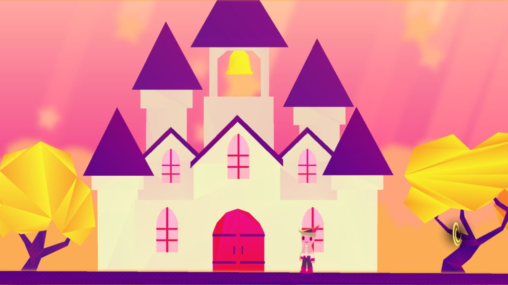 Wandersong PS4 Castle