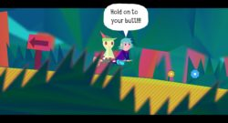 Wandersong PS4 Review – A Quirky Ballad