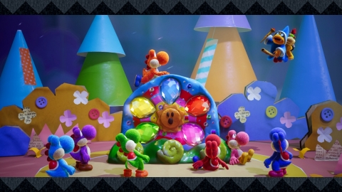 Nintendo - New Yoshi and Kirby Games Launching in March