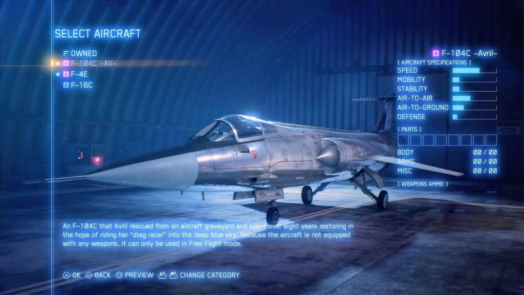 Ace Combat 7: Skies Unknown Review - GameSpace com