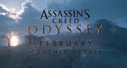 Assassin's Creed Odyssey February Monthly Update