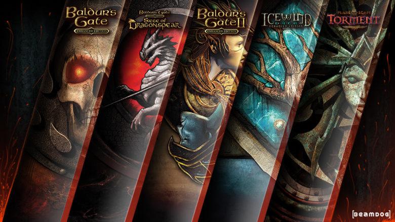 Beamdog D&D Games