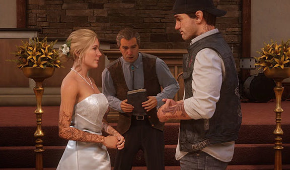 Days Gone – Sarah & Deacon's Wedding Trailer