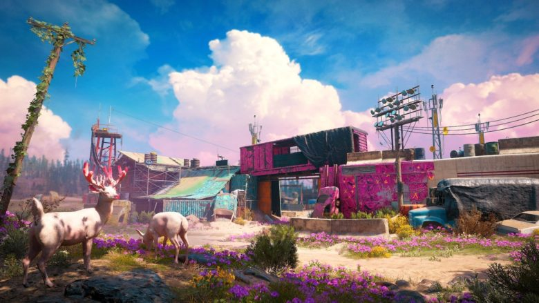 Far Cry New Dawn - A Picture of the Different Apocalypse